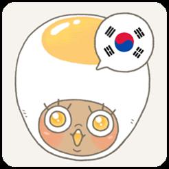 Eggbunチャットで韓国語学習