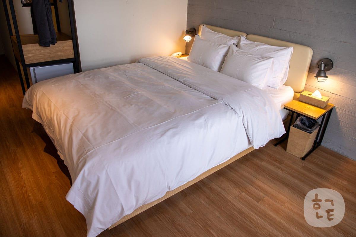 韓国ソウルにあるHアベニューホテル東大門サンシンに泊まってみた!