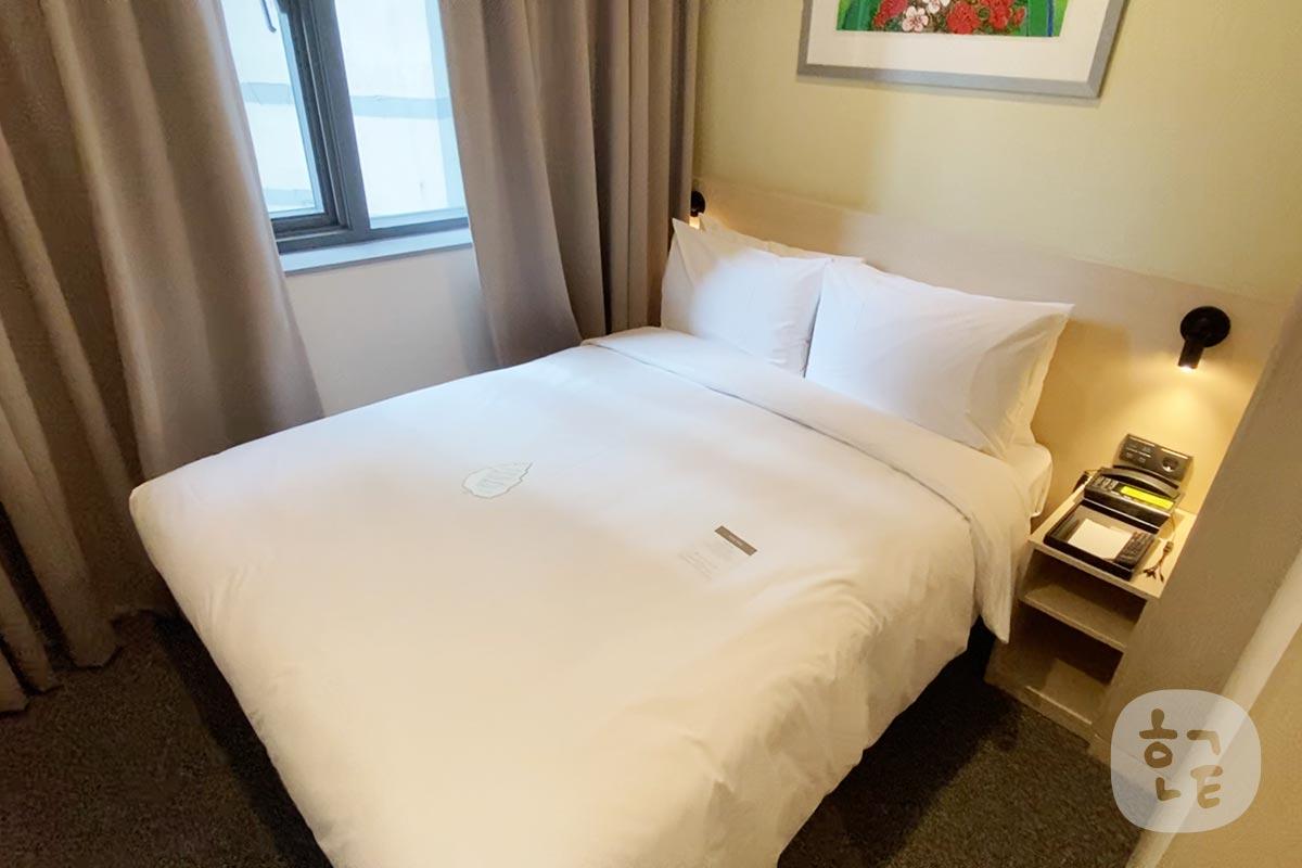 ナインツリーホテル東大門に泊まってみた!快適でまた泊まりたいホテル!