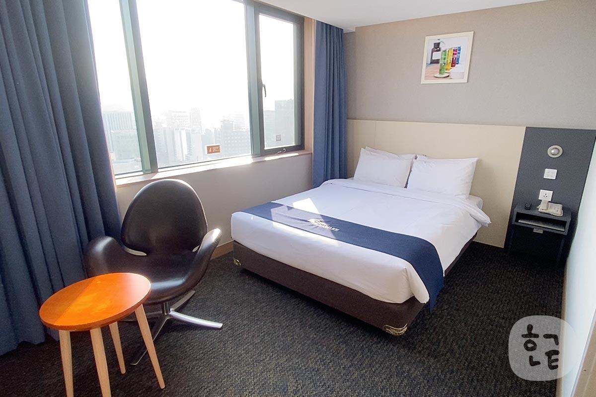 韓国ソウル・東大門エリアにある「ホテルスカイパークキングスタウン東大門」に泊まってみた!