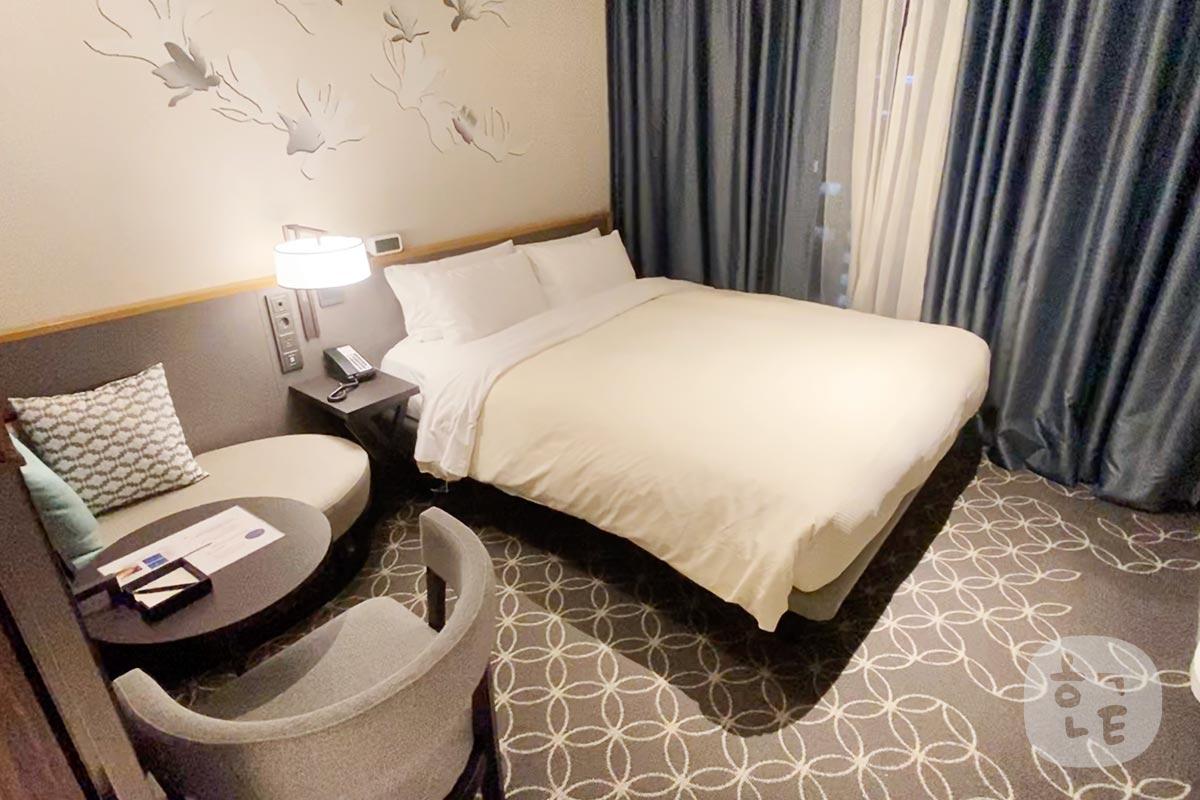 韓国ソウル・市庁、南大門エリアにある「ホテルグレイスリーソウル」に泊まってみた!